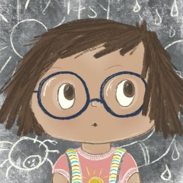 Toddler girl - Itsy bitty  spider
