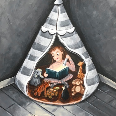 Story time Tent
